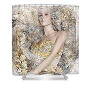 Women 550-11-13 Marucii  Shower Curtain
