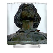 Women In War Shower Curtain
