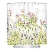 Wonder Of It Shower Curtain
