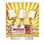 Wonder Women Shower Curtain