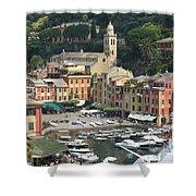 Wonderful Portofino Shower Curtain