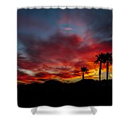 Wonderful  Sunrise Shower Curtain