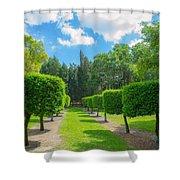 Wonderland 1 Shower Curtain
