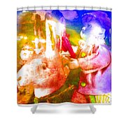 Wonderland - Toy Dreams 5 Shower Curtain