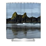 Wonders Of The Ocean Shower Curtain