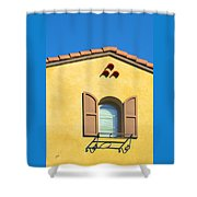 Woodbury Windows No 1 Shower Curtain