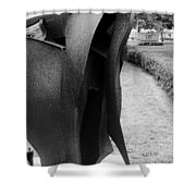 Wooden Horse14 Shower Curtain