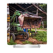 Workhorse Shower Curtain