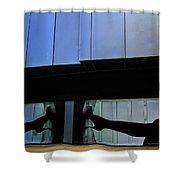 Workin Gurlz Shower Curtain