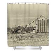 Working Farm Shower Curtain