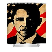 World Leaders 1 Shower Curtain