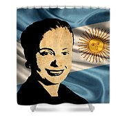 World Leaders 15 Shower Curtain