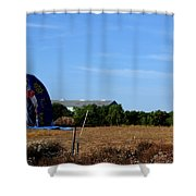 World Peace Xii Shower Curtain