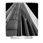 World Trade Center 1 Shower Curtain