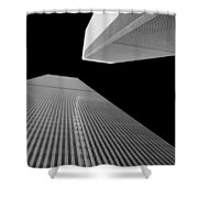 World Trade Center 2 Shower Curtain