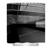 World Trade Center 4 Shower Curtain