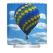 Would You Like To Fly Shower Curtain