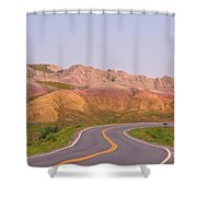 Would You Really Want To Go Faster Shower Curtain
