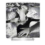 Wounded Youth Shower Curtain