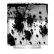 Wounds That Wont Heal Shower Curtain