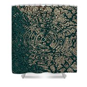 Woven Dreams Shower Curtain