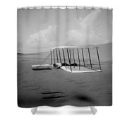 Wright Brothers 1 Shower Curtain
