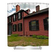 Wright's Tavern - Concord Shower Curtain