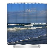 Wrightsville Beach Shower Curtain