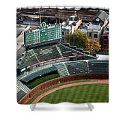 Wrigley Field Chicago Sports 04 Shower Curtain