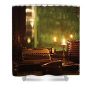 Writer's Dream  Shower Curtain