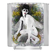 Wrong Fairy Love  Shower Curtain