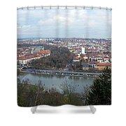 Wuerzburg Shower Curtain