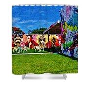 Wynwood Lawn Shower Curtain