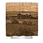 Wyoming West Shower Curtain