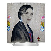 Xochitl Shower Curtain