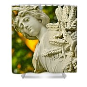 Yaddo Season 3 Shower Curtain