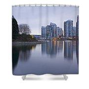 Yaletown Shower Curtain