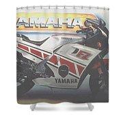Yamaha-084 Shower Curtain