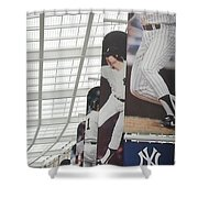 Yankee Flags Two Shower Curtain