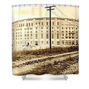 Yankee Stadium 1923 Shower Curtain