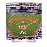 Yankee Stadium Shower Curtain