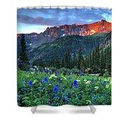 Yankee Sunrise Shower Curtain