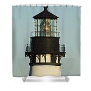 Yaquina Head Lighthouse 4 A Shower Curtain