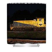 Yard Work Shower Curtain