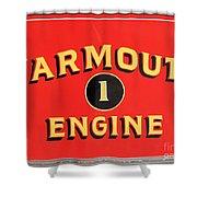 Yarmouth Engine 1 Shower Curtain