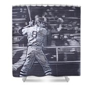 Yaz - Carl Yastrzemski Shower Curtain