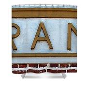 Ybor City 2013 2 Shower Curtain