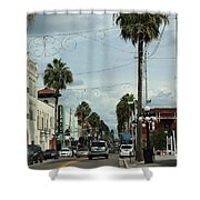 Ybor City Shower Curtain