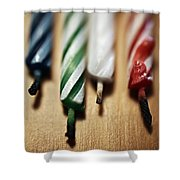 Years Gone By Shower Curtain