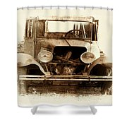 Years In The Mist Shower Curtain
